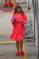 Lea Michele - Los Angeles - 13-12-2012 - Celebrity con i piedi per terra: W le pantofole!