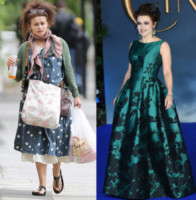 Helena Bonham Carter - 24-03-2015 - La bella e la bestia: ogni star ha la sua parte sciatta!
