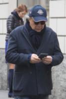 Gerry Calà - Milano - 24-03-2015 - Gli smartphone influenzeranno l'evoluzione dell'uomo