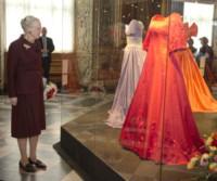Regina Margherita di Danimarca - Abito regina Margherita di Danimarca - Copenhagen - 25-03-2015 - In mostra gli abiti della regina Margherita di Danimarca