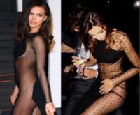 Francesca Rocco, Irina Shayk - 27-03-2015 - Francesca Rocco e Irina Shayk: chi lo indossa meglio?
