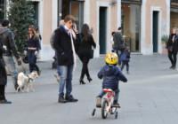 Ian Bongiorno, Giulia Bongiorno - Roma - 28-03-2015 - Mamme in carriera: i figli sono la chiave del successo