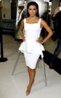 Eva Longoria - Los Angeles - 21-08-2014 - Non solo LBD: oggi il tubino è anche bianco!