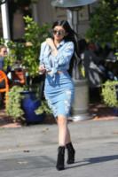 Kylie Jenner - Los Angeles - 31-03-2015 - Il migliore abbinamento per il jeans? Altro jeans
