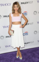 Sarah Hyland - Los Angeles - 14-03-2015 - Top Crop & company: pancini al vento sul red carpet