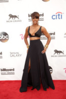 Kelly Rowland - Las Vegas - 18-05-2014 - Top Crop & company: pancini al vento sul red carpet