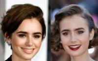 Lily Collins - 01-04-2015 - Quando le celebrity ci danno un taglio… ai capelli!