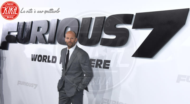 Jason Statham - Hollywood - 01-04-2015 -