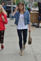 Paul Khoury, Ashley Greene - Manhattan - 11-06-2014 - Un classico che ritorna: il giubbotto di jeans