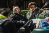 Adriano Celentano, Claudia Mori - Portofino - 03-04-2015 - Grave lutto per Adriano Celentano: è morto Gino Santercole