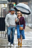 Diane Kruger, Joshua Jackson - New York - 03-04-2015 - Star come noi: la pioggia non guarda in faccia a nessuno