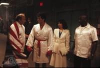 Burt Young, Talia Shire, Sylvester Stallone - 07-04-2015 - 40 anni di Rocky, Mediaset celebra lo stallone italiano