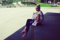 Gwen Stefani - Los Angeles - 07-04-2015 - Star come noi: neo mamme un po'...sciatte? Evviva la normalità!