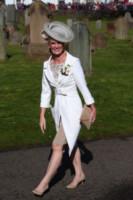 Judy Murray - Dunblane - 11-04-2015 - Andy Murray sceglie il kilt come abito nuziale