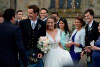Kim Sears, Andy Murray - Dunblane - 11-04-2015 - Andy Murray sceglie il kilt come abito nuziale