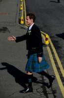 Andy Murray - Dunblane - 11-04-2015 - Andy Murray sceglie il kilt come abito nuziale