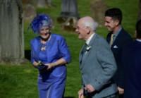 Shirley Erskine, Roy Erskine - Dunblane - 11-04-2015 - Andy Murray sceglie il kilt come abito nuziale
