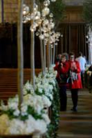 Interno chiesa - Dunblane - 11-04-2015 - Andy Murray sceglie il kilt come abito nuziale