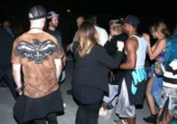Justin Bieber, Patrick Schwarzenegger - Indio - 12-04-2015 - La celebrity imbucata ha l'espulsione assicurata!