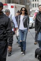 Amal Alamuddin, George Clooney - New York - 12-04-2015 - Ecco le celebrity che fanno uno strappo alla regola… dei jeans