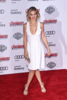 Elsa Pataky - Los Angeles - 14-04-2015 - In primavera ed estate, le celebrity vanno in bianco!