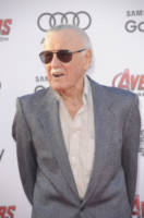 Stan Lee - Los Angeles - 14-04-2015 - Stan Lee girerà ben tre cameo nei film Marvel