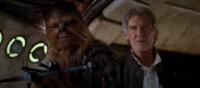 Chewbecca, Star Wars Il Risveglio della Forza, Harrison Ford - Los Angeles - 17-04-2015 - Alden Ehrenreich sarà Han Solo in uno spin off di Star Wars