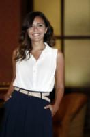 Serena Rossi - Milano - 17-04-2015 - Serena Rossi aspetta un bambino da Davide Devenuto