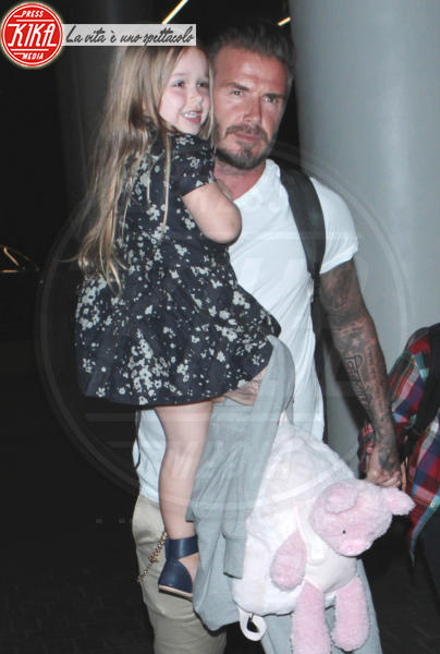 Harper Beckham, David Beckham - Hollywood - 19-04-2015 - David Gandy è diventato papà: ora anche lui è un DILF...