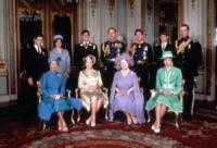 principessa Margaret, Elizabeth Bowes-Lyon, Principessa Anna d'Inghilterra, Regina Elisabetta II - Londra - 04-08-1980 - Dio salvi la regina: Elisabetta II compie 89 anni