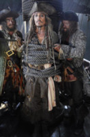Johnny Depp - 22-04-2015 - Pirati dei Caraibi 5: la vendetta di Salazar, il primo teaser