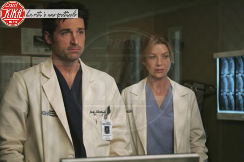 Ellen Pompeo, Patrick Dempsey - 24-04-2015 - Addio Dottor Stranamore: Patrick Dempsey lascia Grey's Anatomy