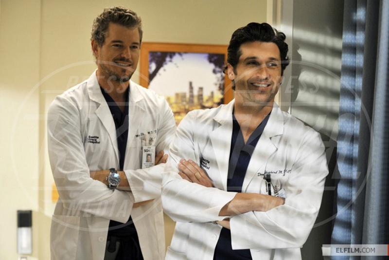 Eric Dane, Patrick Dempsey - 24-04-2015 - Addio Dottor Stranamore: Patrick Dempsey lascia Grey's Anatomy