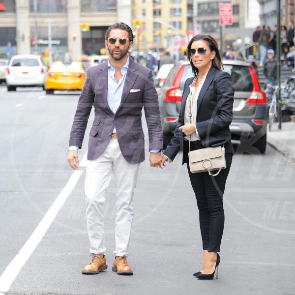 José Antonio Baston, Eva Longoria - New York - 26-04-2015 - Eva Longoria ha sposato Josè Antonio Baston