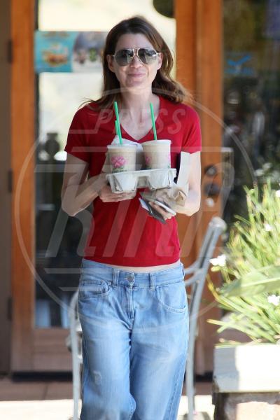 Ellen Pompeo - Los Angeles - 26-04-2015 - Star come noi: il pasto si porta da casa