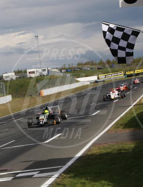 Mick Schumacher - Oschersleben - 26-04-2015 - Esordio vincente per Mick Schumacher