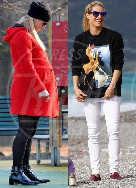 Michelle Hunziker - 27-04-2015 - Beyoncé splendida a due mesi dal parto: ecco le immagini