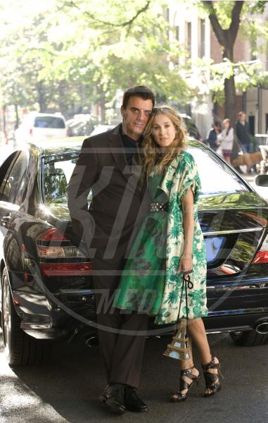 Chris Noth, Sarah Jessica Parker - Hollywood - 30-10-2007 - Sex and the city sta per tornare! Ci saranno anche loro?