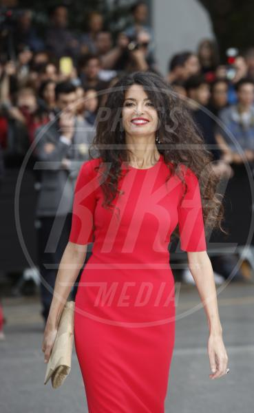 Afef - Milano - 30-04-2015 - Vuoi essere vincente? Vestiti di rosso