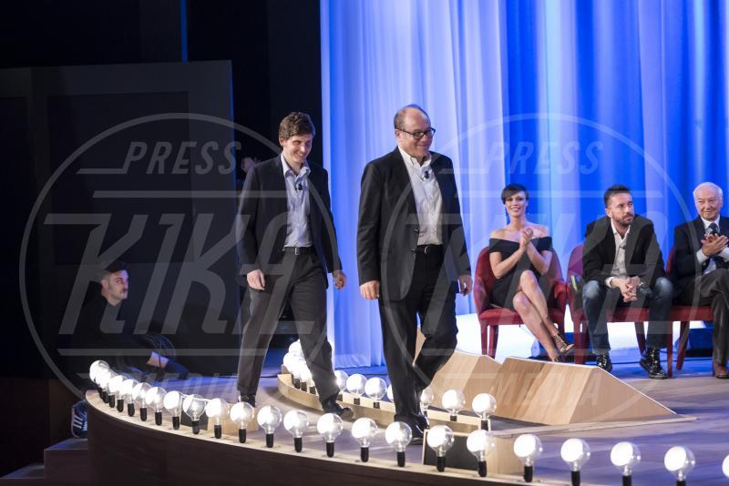 Carlo Verdone - Maurizio Costanzo Show - Roma - 01-05-2015 - Maurizio Costanzo Show: l'ultima puntata