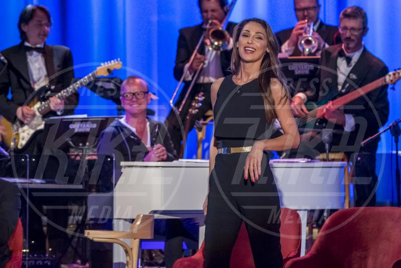 Anna Tatangelo - Maurizio Costanzo Show - Roma - 01-05-2015 - Maurizio Costanzo Show: l'ultima puntata