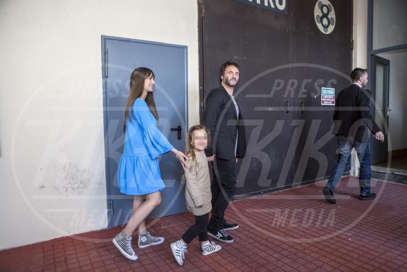 Patrizia Neviani, Filippo Neviani, Nek, famiglia - Maurizio Costanzo Show - Roma - 01-05-2015 - Maurizio Costanzo Show: l'ultima puntata