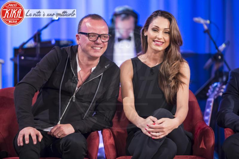 Gigi D'Alessio, Anna Tatangelo - Maurizio Costanzo Show - Roma - 01-05-2015 - Gigi D'Alessio e Anna Tatangelo, arriva il colpo di scena