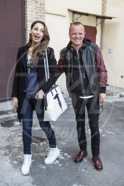 Gigi D'Alessio, Anna Tatangelo - Maurizio Costanzo Show - Roma - 01-05-2015 - Maurizio Costanzo Show: l'ultima puntata
