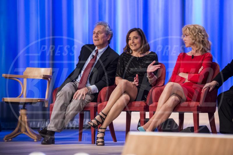Barbara Palombelli, Nancy Brilli - Maurizio Costanzo Show - Roma - 01-05-2015 - Maurizio Costanzo Show: l'ultima puntata