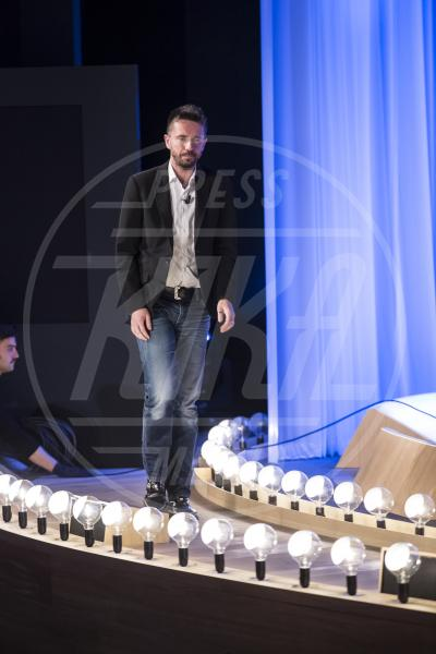 Andrea Scanzi - Maurizio Costanzo Show - Roma - 01-05-2015 - Maurizio Costanzo Show: l'ultima puntata