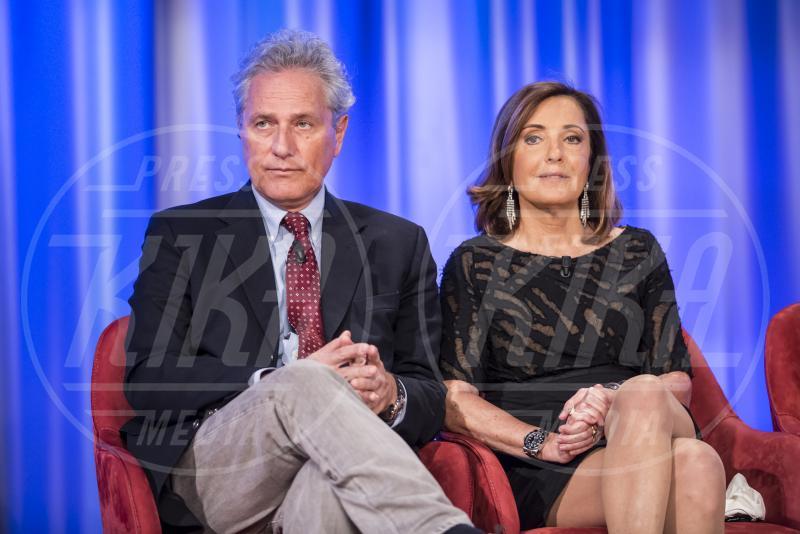 Barbara Palombelli, Francesco Rutelli - Maurizio Costanzo Show - Roma - 01-05-2015 - Maurizio Costanzo Show: l'ultima puntata