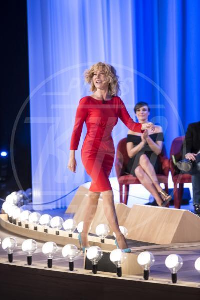 Nancy Brilli - Maurizio Costanzo Show - Roma - 01-05-2015 - Maurizio Costanzo Show: l'ultima puntata