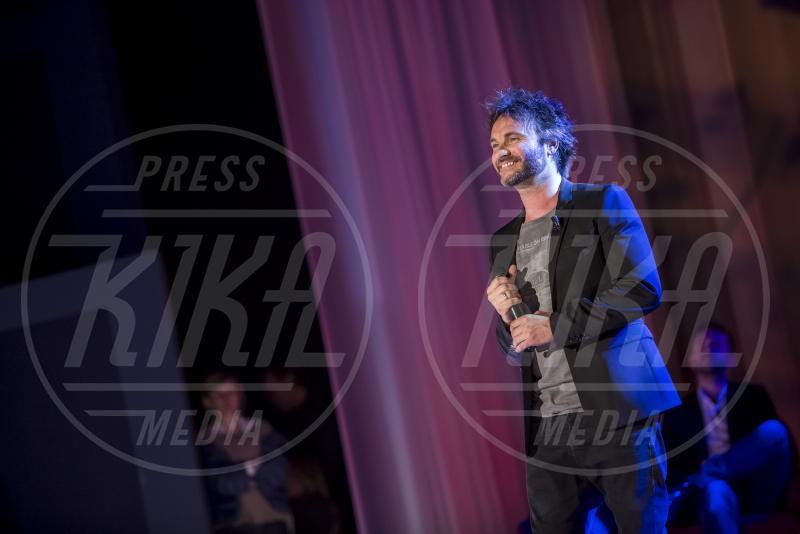 Filippo Neviani, Nek - Maurizio Costanzo Show - Roma - 01-05-2015 - Maurizio Costanzo Show: l'ultima puntata
