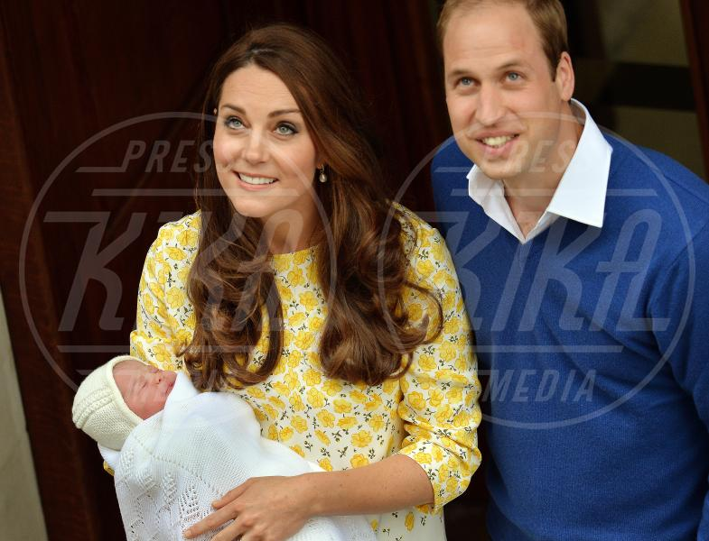 Royal Baby, Principe William, Kate Middleton - Londra - 02-05-2015 - Baby reali a confronto: li riconoscete?